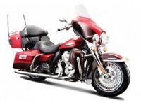 Maisto Modèle Réduit de Moto Harley Davidson 2013 FLHTK Electra Glide 1/18