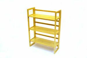 Stacking Wooden Bookshelves / Display Stands
