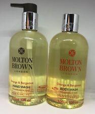 Molton Brown Orange & Bergamot Body Wash & Hand Wash 300ml
