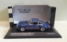 Minichamps Porsche 911 Carrera RSR 2.8  1:43 *OVP*