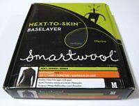 Smartwool Merino Wool NTS Micro 150 Men's Zip Top M Black