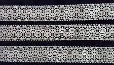 Antik:  uralte ganz feine Klöppelspitze 100% reine Baumwolle  um 1930