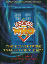 Doctor Who - The Collectable Trading Card Game (Starter Deck + 146 extra cards)
