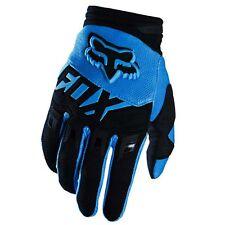 Hot Fox Racing Dirtpaw Race Gloves - Motocross Dirtbike MX ATV Mens Riding Gear M Blue1