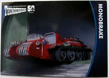 THUNDERBIRDS 50 YEARS - Card #46 - Gerry Anderson - Unstoppable Cards Ltd 2015