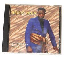 Bachot Muna - CD - Les Histoires de ma vie - TJR Music CDAT 155