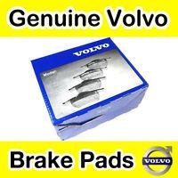 Genuine Volvo S60, V60 (11-) Rear Brake Pads (Models with Solid Discs)