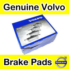 Genuine Volvo S60, V60 (11-) Rear Brake Pads (Models with Solid Discs)