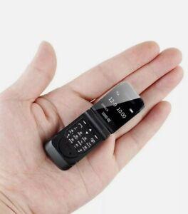 mini téléphone portable | Débloqué | J9 | Bluetooth| 18g | clapet | indétectable