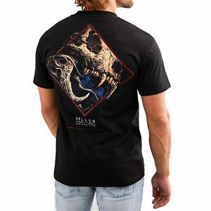 Sullen Men's Saber Skull Standard Short Sleeve T Shirt Black Clothing Apparel...