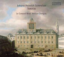 J.H. Schmelzer - Johann Heinrich Schmelzer: Sonatas [CD]