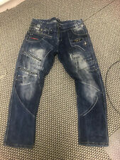 MENS K&M KOSMO LUPO COLLECTION JEANS, 38/32VERY NICE JEANS.