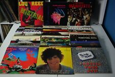 CLASSIC ROCK LOT #17 48 LPs LOU REED BLACK SABBATH ROXY MUSIC BLUES SEALED WLP