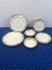 Vintage Haviland & Co.Limoges France 3 Luncheon Plates, 4 Bread Plates & 5 Bowls