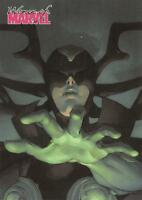 HELA / Women of Marvel 2008 BASE Trading Card #21