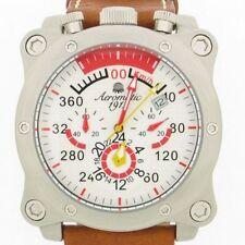 Aeromatic 1912 Armbanduhren mit Chronograph