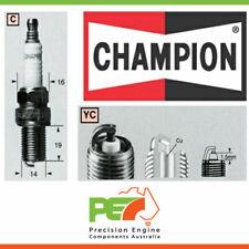 4X New *Champion* Ignition Spark Plug For Bmw 318I E30 1.8L M40B18.