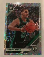 2019-20 Optic JAYSON TATUM Fanatics Silver Prizm Wave SP BOSTON CELTICS