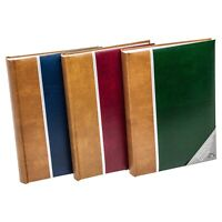 Photo Album That Holds Up To 300 4x6 10x15cm Slip In Images Red Blue And Green
