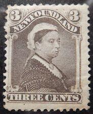 Newfoundland Scott # 52, Mint Original Gum (HH)