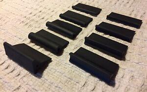 Contour Hand Sanding Pads Blocks -Contour Grips-9 pieces, Round & Flat & Concave