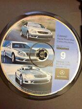Mercedes Navigation GPS CD DVD Disk 9 SOUTHEAST USA  BQ6460063