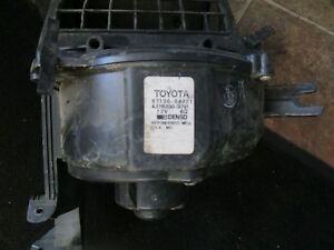 1995 TOYOTA T100  FRONT HEATER BLOWER AIR BOX 87130-04021 AA116200-9791 OEM YY