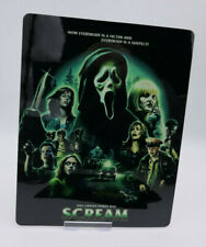 SCREAM - Glossy Fridge / Bluray Steelbook Magnet Cover (NOT LENTICULAR)