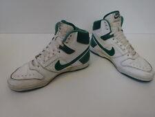 Vintage 80s OG NIKE AIR 1987 DELTA FORCE AC Hi Basketball Shoes 9.5 ..870305ST-P