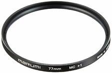 MARUMI Camera Filter Close-up Lens MC + 1 77mm For Close-up Shooting NEW