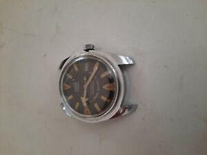 1960s Vintage Men's SWANK 17 Jewels GRAN SPORT 150 DIVER Watch Waterproof 60's