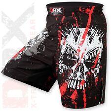 Mma Grappling Shorts Cage Fighter Ufc Kick Boxing Short Muay Thai S-M-L-Xl-Xxl
