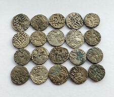 Eighteenth Century Silk Road Coins,Ancient Khanate of Kokand Silver Coins.