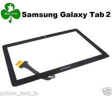 "For Samsung Galaxy Tab 2 10.1"" P5100 P5110 Touch Screen Digitizer Black"