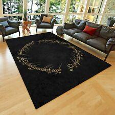 The Lord of the Rings 1  Non Slip Floor Carpet,Teen's Carpet, 80x150 cm