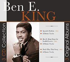 Ben E King - 3 Original Albums [CD]