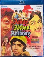 AMAR AKBAR ANTHONY BLU-RAY - AMITABH BACHCHAN, RISHI - BOLLYWOOD MOVIE BLURAY
