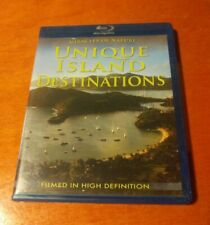 Miracles Of Nature Unique Island Destinations Blu-ray High Definition
