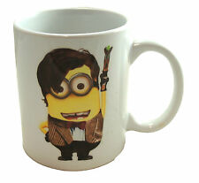 Despicable Me Minions DOCTOR WHO David Tenant Movie Mug Cup Gift Present