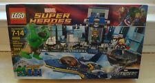 LEGO Marvel Super Heroes Avengers 6868 Hulk's Helicarrier Breakout, Hawkeye Thor