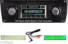 1977-1982 Radio Chevy Corvette --- Free AUX Cable Stereo 230 **