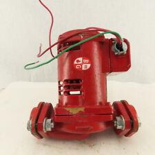 Bell Amp Gossett Pl 36 16hp 208 230v 1ph Parallel Hydronic Booster Pump