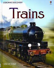 Trains by Stephanie Turnbull (2009, Hardcover)