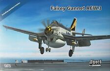 Sword 1/72 SW72088SE Fairey Gannet AEW.3 (with resin interior parts) model kit