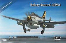 SPADA 1/72 SW72088SE Fairey SULA AEW.3 (con parti interne in resina) kit modello