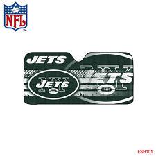 New NFL New York Jets Car Truck Windshield Folding Sun Shade Large Size