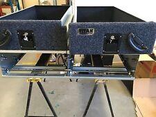 4wd 4x4 Drawer System saftey trim kit for nissan patrol gu and gq titan draws