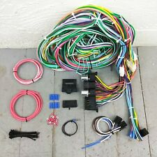 1952 - 1979 Triumph Wire Harness Upgrade Kit fits painless fuse block update new