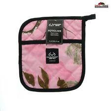 Pink Camo Pot Holder Kitchen ~ NEW