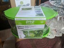Progressive LKS-06 Prep Solutions Lettuce Keeper, 4.7 Quarts, Green